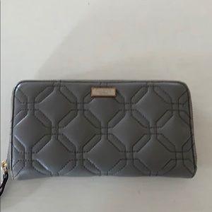 Kate spade cushion wallet